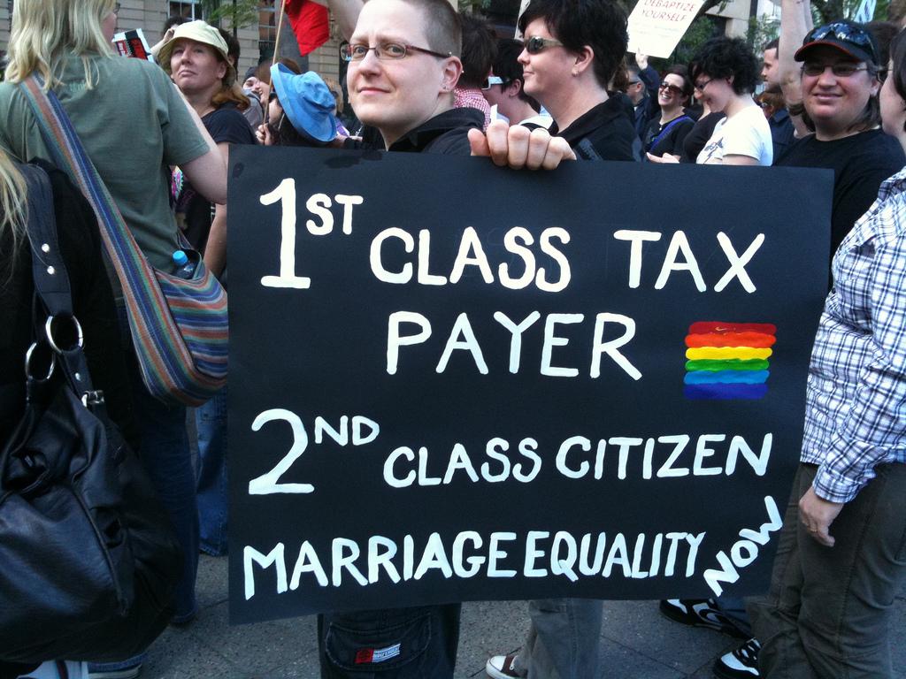 same sex marriage social acceptance enthralled