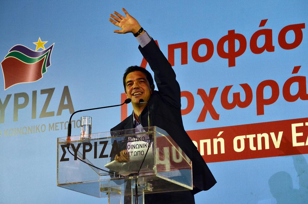 Législatives en Grèce : rejet massif de l'austérité, l'Europe et les marchés tremblent