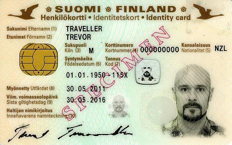 Finnish Id